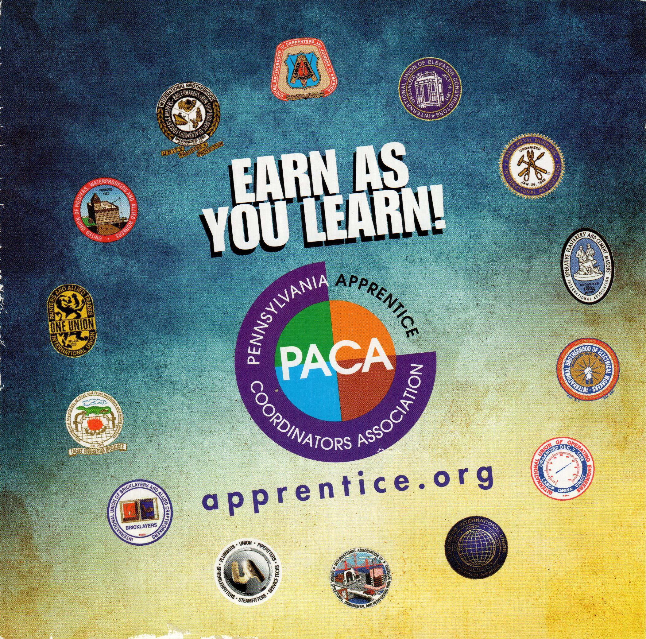 PA Apprentice Program Booklet - 1 of 6